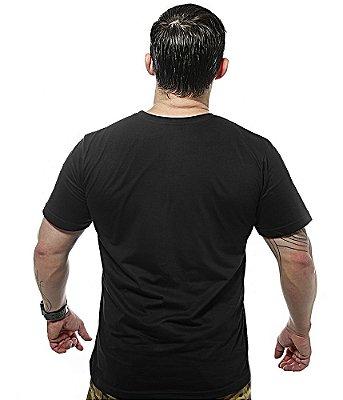 Camiseta Militar Dark Line FBI