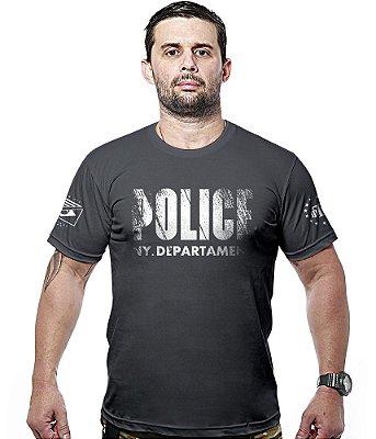 Camiseta Police NYPD Hurricane Line