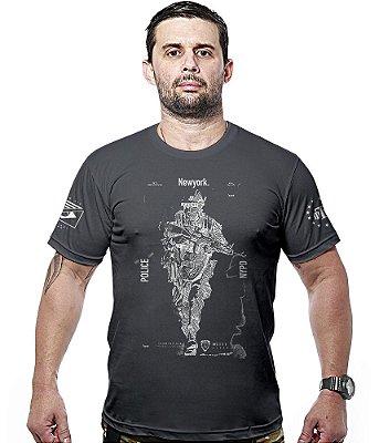Camiseta Militar New Police Hurricane Line