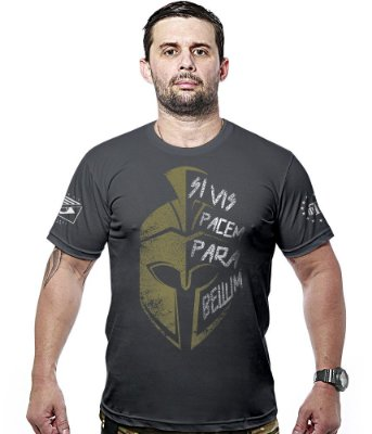 Camiseta Militar Si Vis Pacem Sparta Hurricane Line