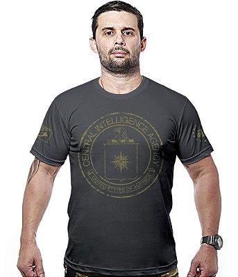 Camiseta Militar Central Intelligence Agency Hurricane Line