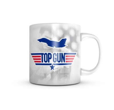 Caneca Top Gun Ases Indomaveis