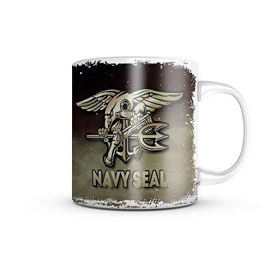 Caneca Navy Seal Forças Especiais Marinha