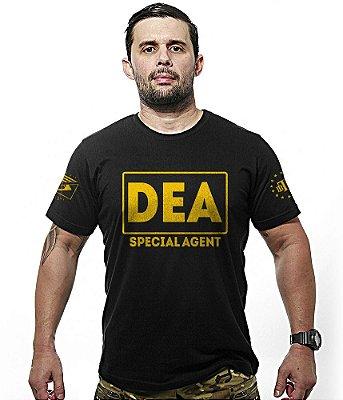 Camiseta DEA Narcoticos EUA