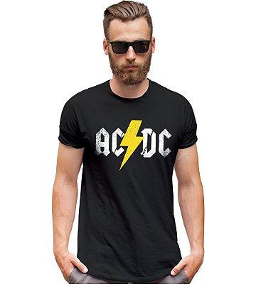 Camiseta Banda ACDC