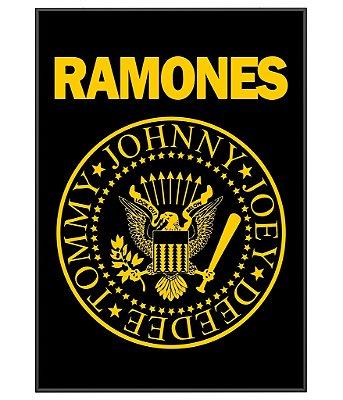 Poster Banda de Rock Ramones