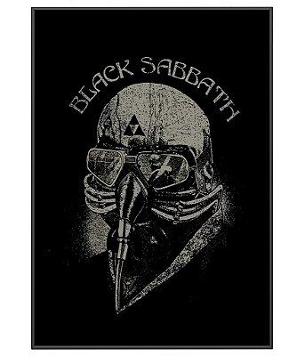 Poster Vintage Black Sabbath
