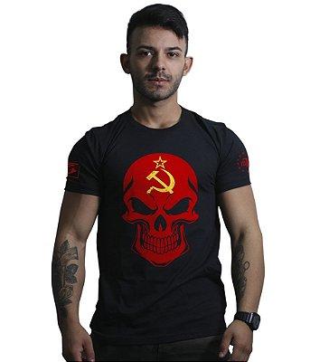 Camiseta Militar Russa União Soviética
