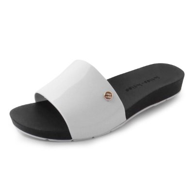 Chinelo Slide Bright Miss-Miss | Branco
