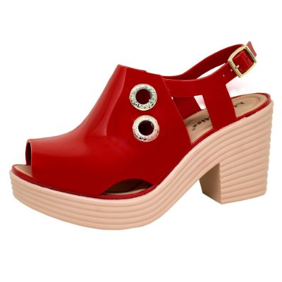 Sandal Boot Sola Alta