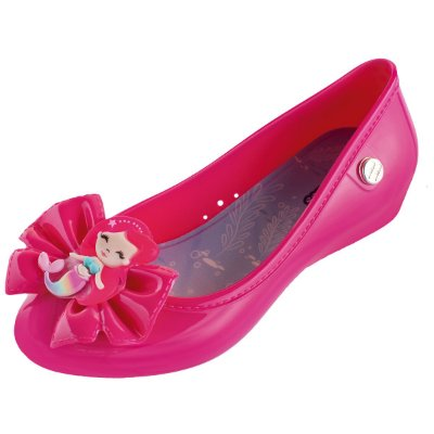 Sapatilha Infantil Viés Laço Sereia 149 - Pink