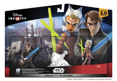 DISNEY INFINITY 3.0 STAR WARS - Twilight of the Republic Set