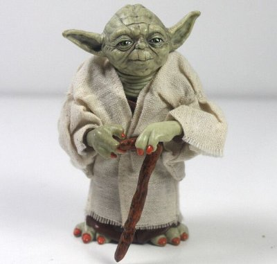Mestre Yoda - Action Figure