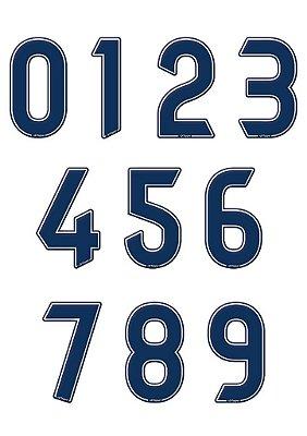 Numeração Oficial Paraná Clube • Topper • Azul