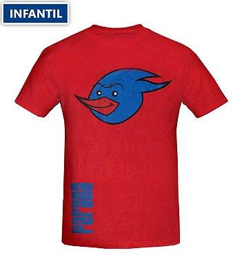 Camiseta Infantil Mascote