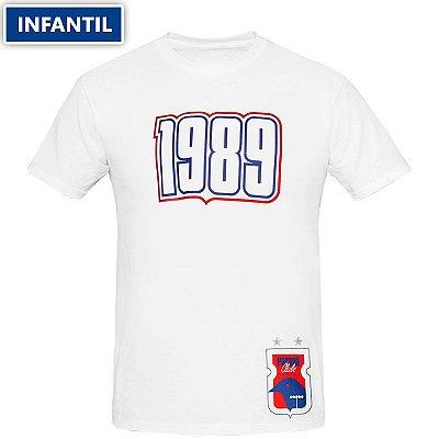 Camiseta INFANTIL• 1989 • Paraná Clube