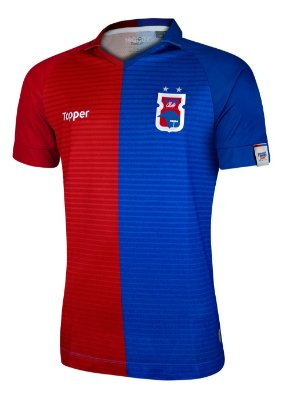 Camisa Oficial Home Paraná Clube • Topper • 2017/2018