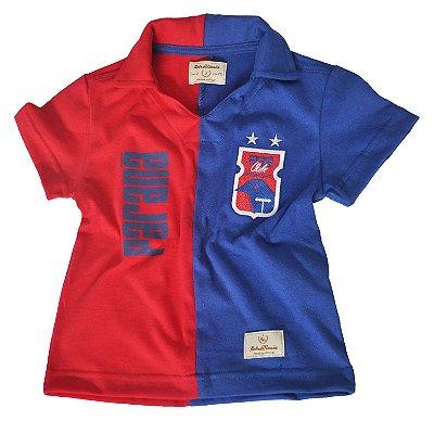 camisa infantil kids menina hering jeans polo baby manga longa 95ccda9e5c57e