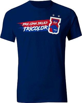 Camiseta • Pra Cima Deles Tricolor • Paraná Clube
