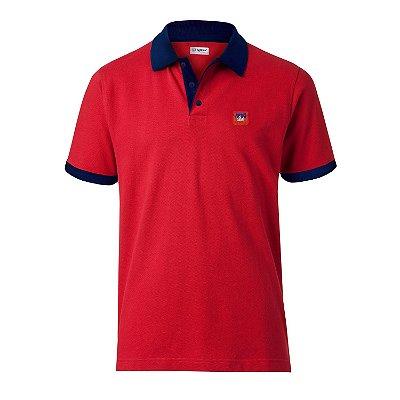 Camisa Polo • Paraná Clube • Vermelha