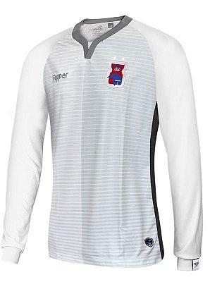 Camisa Oficial Goleiro Paraná Clube • Topper • 2018
