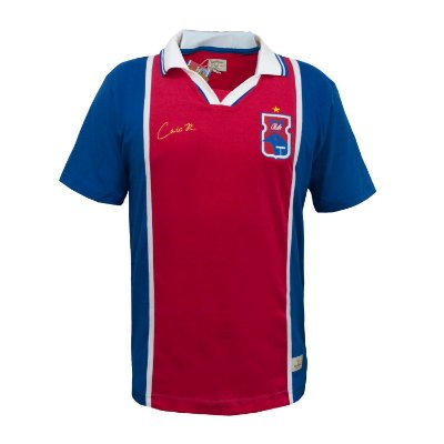 Camisa Retrô • Caio Jr. 1997 • Paraná Clube