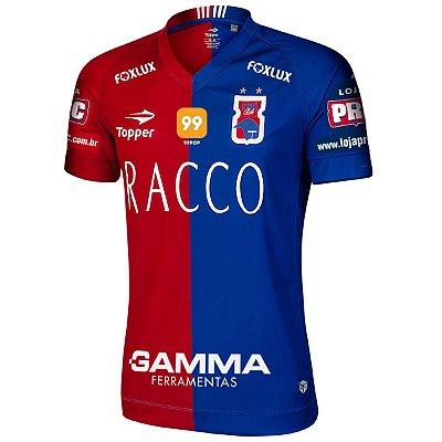 Camisa Oficial Jogo Paraná Clube • Topper • 2017