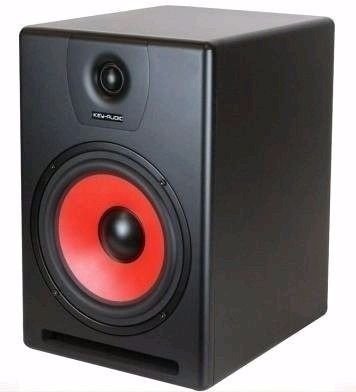 Monitor Referencia Ikey Par Bi Amplificado M-808v2 Bivolt