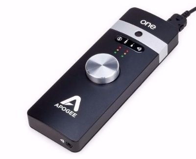 Interface De Audio Usb Para Ipad E Mac Apogee One