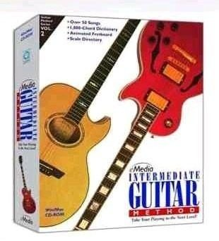 Metodo De Guitarra E-media Eg04021 Guitar Method 2