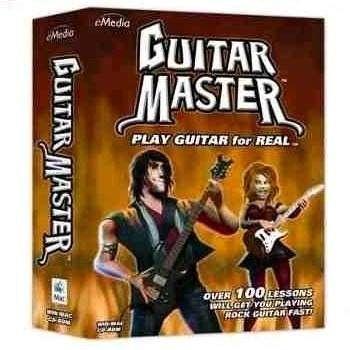 Método De Guitarra E-media Eg09081 Guitar Master