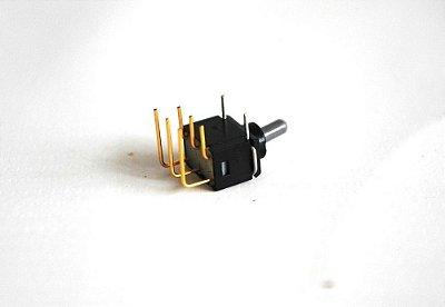 Shure 55a189 Conector Macho De Painel Parte De Reposição