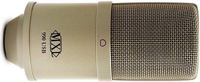Microfone Condensador Mxl 990 Usb Studio