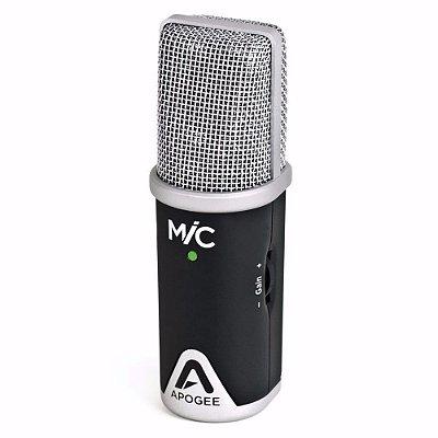 Apogee Mic96k Microfone Profissional Para Garageband Ipad