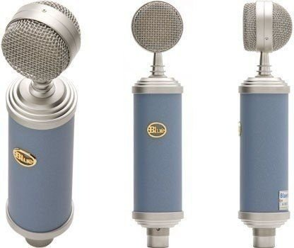 Blue Microphones Bluebird Cardioide Condensador Microphone
