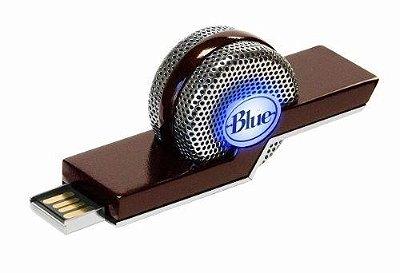 Blue Microphones Usb Tiki Condesador Para Gravações