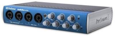 Interface De Audio Presonus Audiobox 44vsl 4 Canais Midi Usb