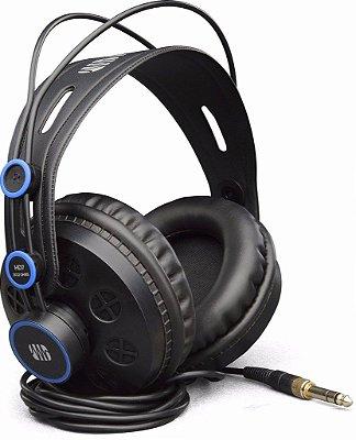 Presonus Hd7 Fone De Ouvido Headphone Para Dj