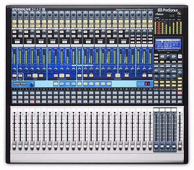 Presonus Studiolive 24.4.2 Ai Mesa De Som Digital 24 Canais