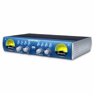 Presonus Bluetube Dp V2 Pré-amplificador De Microfone