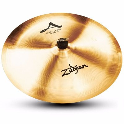 Prato De Bateria Zildjian A Series 18 A0344 China Low