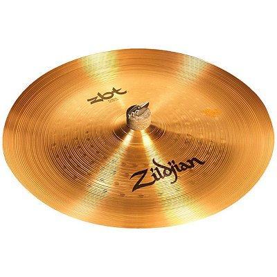 Prato Zildjian China 18 Zbt18ch Liga B8 Shine