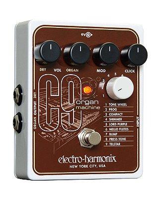 Electro-harmonix C9 Organ Machine Pedal De Efeitos Guitarra
