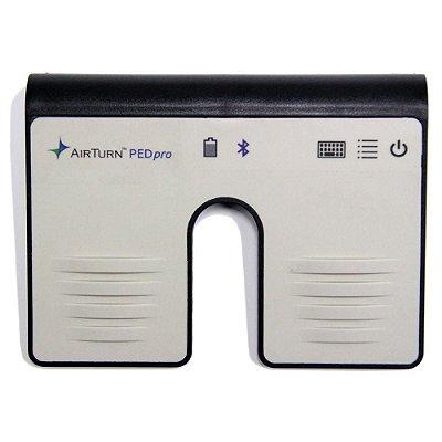 Controlador Bluetooth Para Ipad Galaxy AirTurn PEDpro