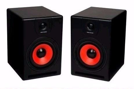 Monitor Referencia Ikey Par Bi Amplificado M-808v2
