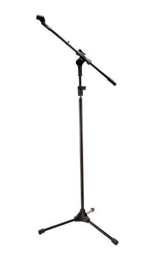 Pedestal Suporte Para Microfone Rmv Psu0135 Base Retrátil