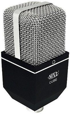 Microfone Condensador Profissional Para Bateria Mxl Cube Drum