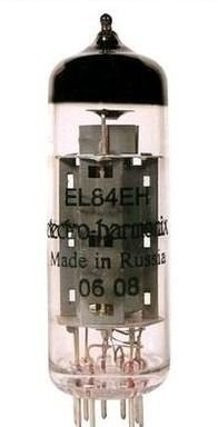 Valvula Para Amplificador Electro-harmonix El84eh