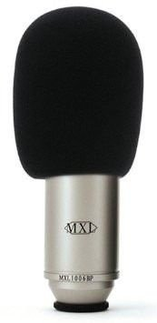 Espuma De Microfone Condensador 2 Windscreen Mxl Ws001