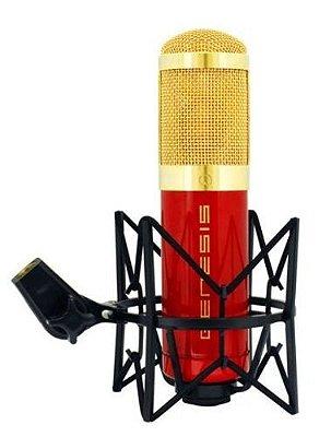 Mxl Genesis Valvulado Microfone Condensador Studio